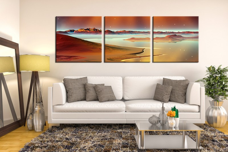 Large Of Panoramic Canvas Prints