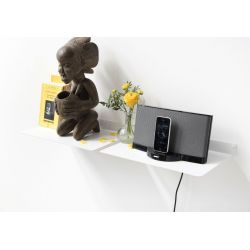Small Crop Of Electronic Wall Shelf