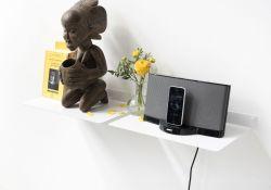 Small Of Electronic Wall Shelf