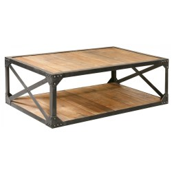 Small Crop Of Industrial Coffee Table