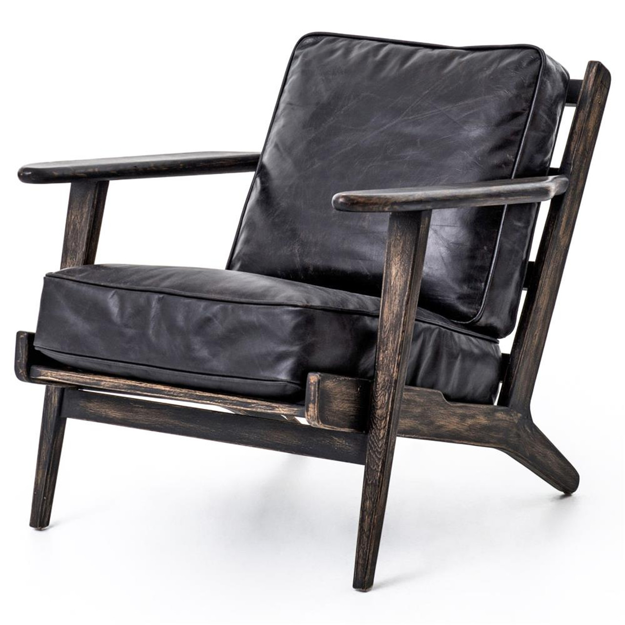 Fullsize Of Leather Lounge Chair