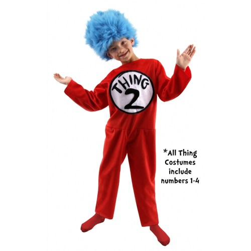 Medium Crop Of Thing 1 And Thing 2 Costume