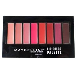 Remarkable Maybelline Lip Color Palette Maybelline Lip Color Palette Red Color Palette Ideas Red Color Palette Hex