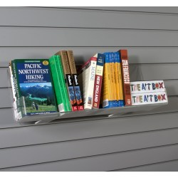 Small Crop Of Books On A Shelf Image