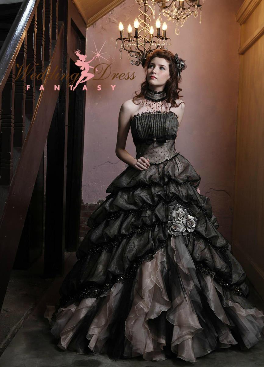 Fullsize Of Gothic Wedding Dresses
