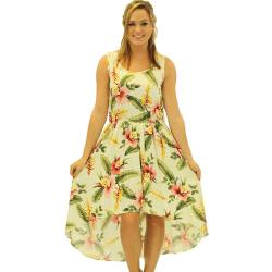 Calm Orchid Mid Length Tropical Low Dress Low Asymmetrical Orchid Pua Mid Length Tropical Low Dress Hawaiian Wedding Place Low Dresses Petite Low Dresses Kohls wedding dress High Low Dresses