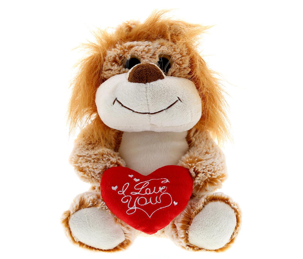 Fullsize Of Lion Stuffed Animal