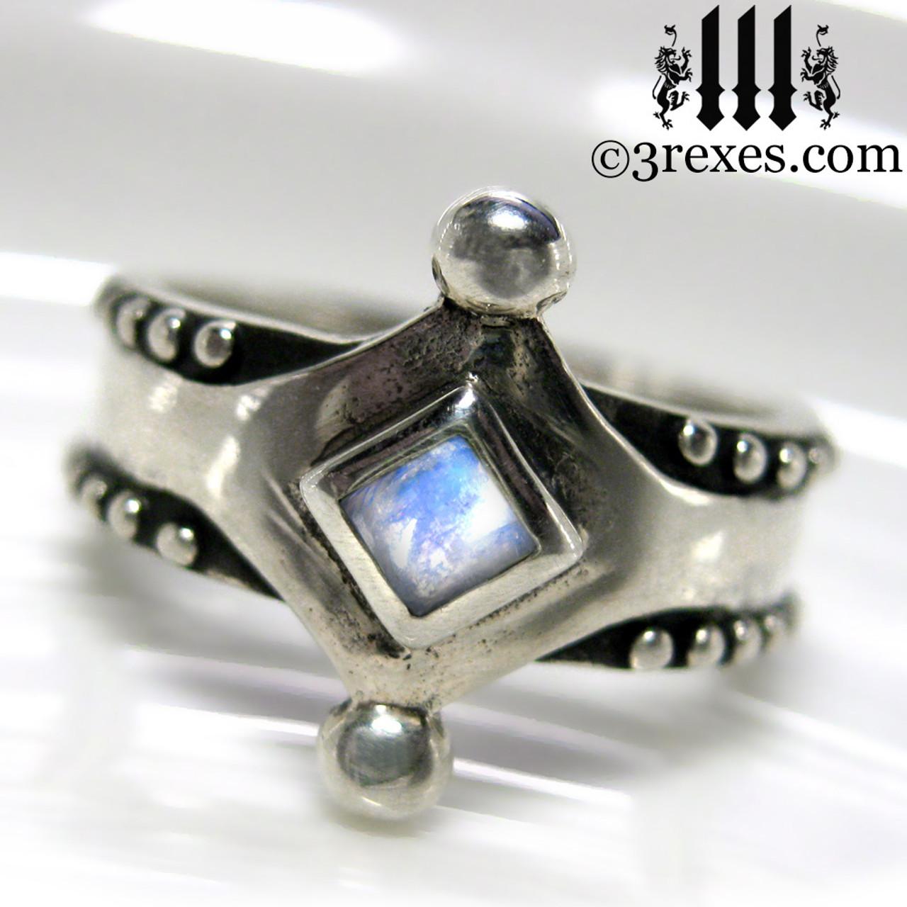 Fullsize Of Silver Wedding Rings