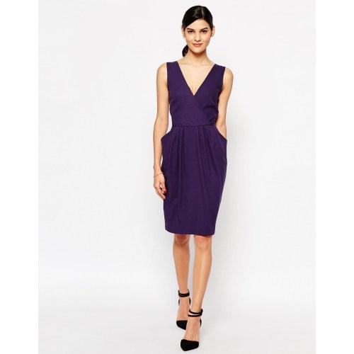 Medium Crop Of Dress With Pockets