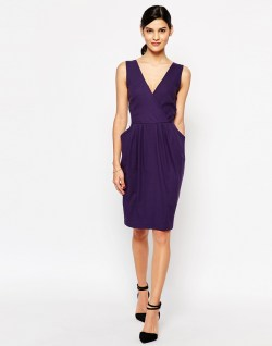 Small Of Dress With Pockets