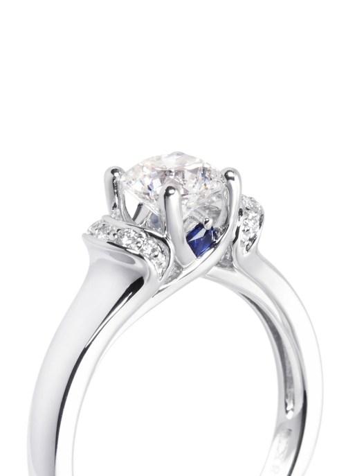 Medium Of Vera Wang Wedding Rings