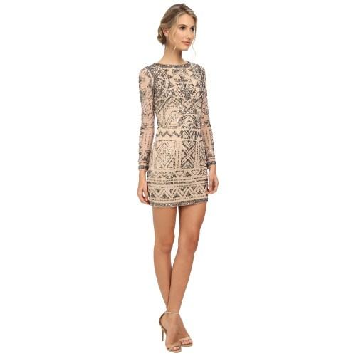 Medium Crop Of Long Sleeve Cocktail Dresses