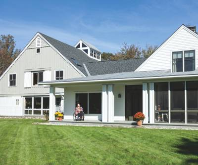 Come Together: A Coastal Maine Home Accessible to All | Remodeling | Universal Design, Design