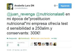 Prostitución nutricional