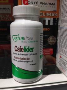Café verde cápsulas