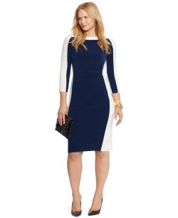 Old Lauren Ralph Lauren Blue Size Colorblocked Sheath Dress Product 1 26406990 1 818152595 Normal Ralph Lauren Dress Shirts On Sale Ralph Lauren Dresses Nordstrom