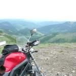 bella coola motorcycle trip