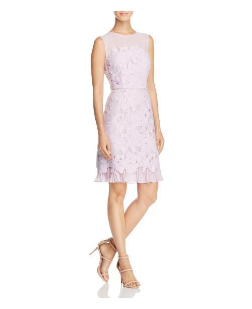Medium Of Adrianna Papell Lace Dress