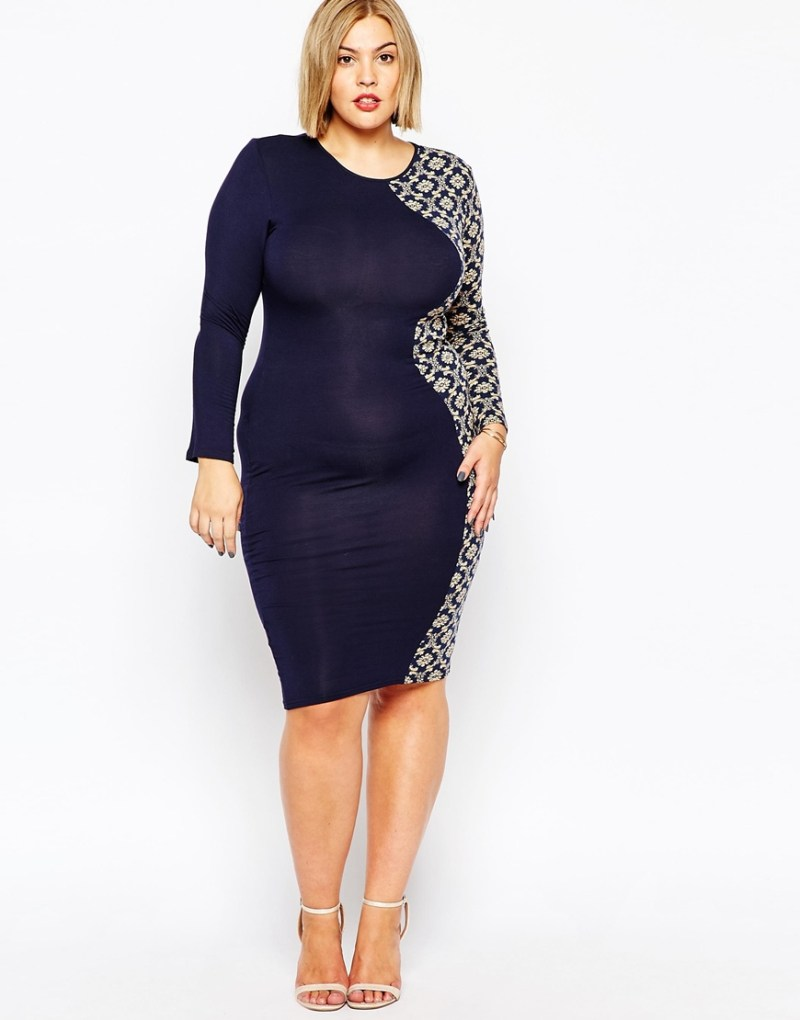 Large Of Plus Size Midi Dresses