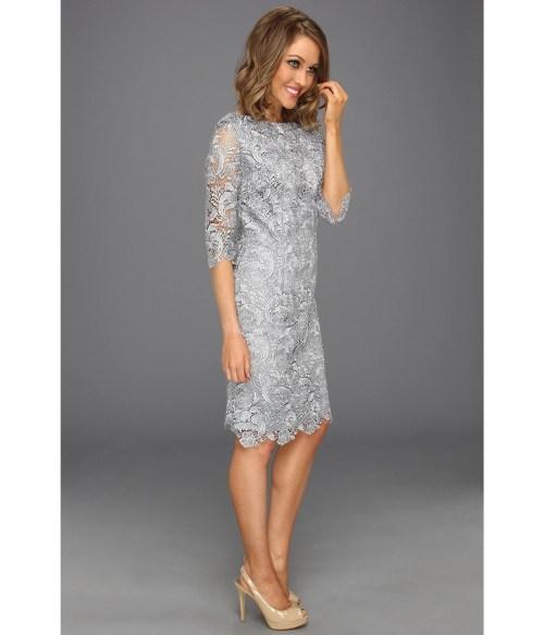Medium Of Lace Sheath Dress