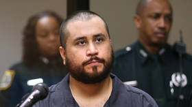 George Zimmerman sues Trayvon Martin's family & state prosecutors for $100mn, says 'false evidence' used in murder trial