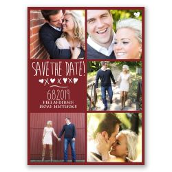 Favorite Love Kisses Save Date Card Bridal Bargains Cheap Photo Save Date Magnets Cheap Save Date Magnets Kisses Save Date Card Love art Cheap Save The Date Magnets