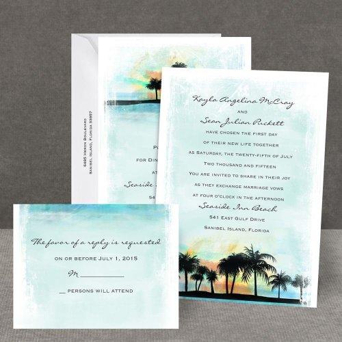 Medium Crop Of All In One Wedding Invitations