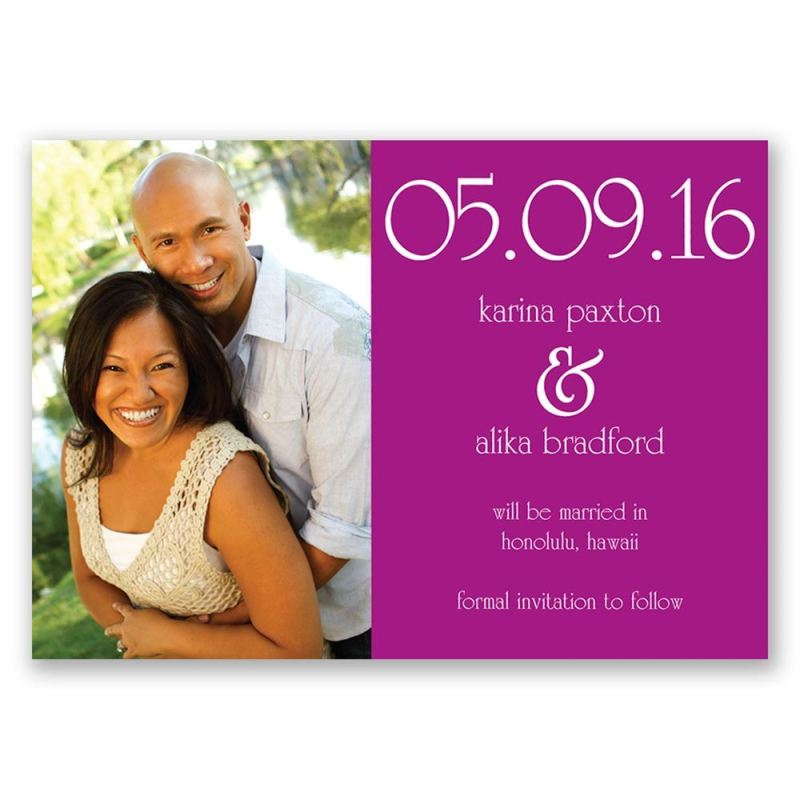 Large Of Save The Date Magnets Cheap