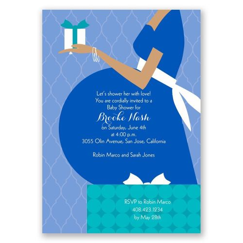 Medium Crop Of Baby Shower Invitations For Boys
