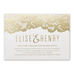 Seemly Lace Wedding Lace Reflections Foil Invitation Lace Wedding Invitations Invitations By Dawn Lace Wedding Invitations Online Lace Wedding Invitations Free Word