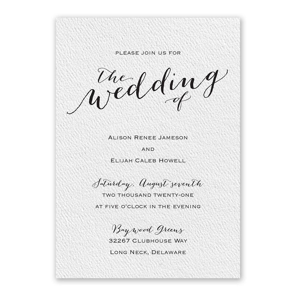 elegant wedding invitations wedding invitations Elegant Wedding Invitations Playful Pair Invitation