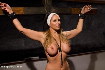 slave girl punished