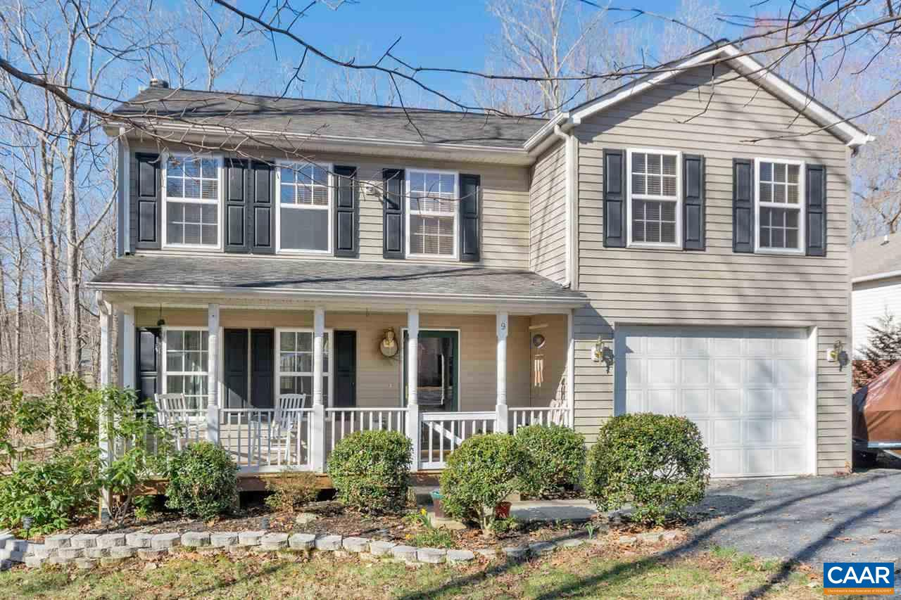 Property for sale at 9 ALBANO CT, Palmyra,  VA 22963