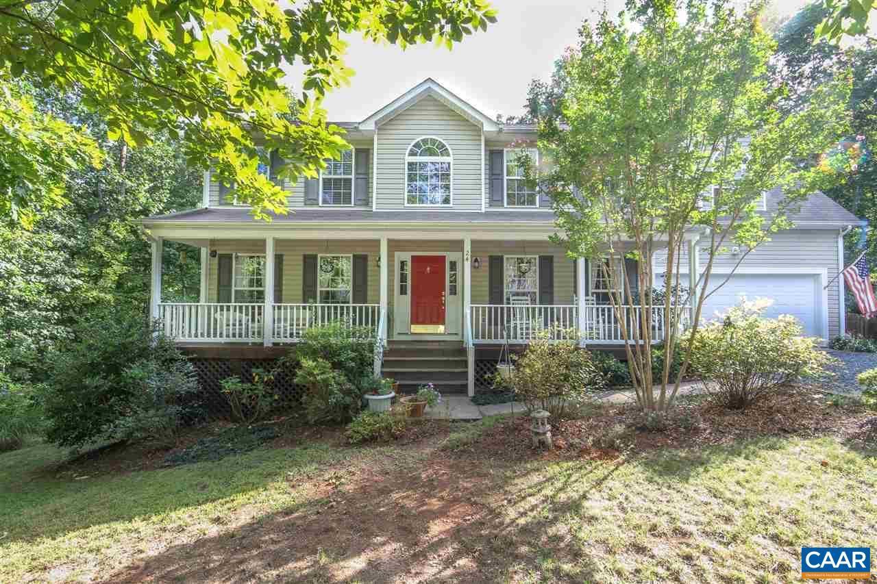 Property for sale at 24 MARWOOD DR, Palmyra,  VA 22963