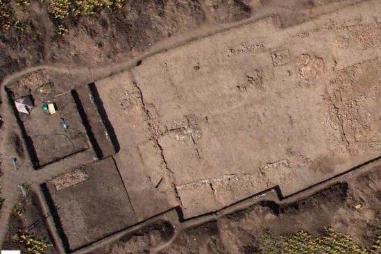 Descubren un mosaico de la provincia romana de Siria  6000-year-old-temple-discovered-in-prehistoric-Ukraine-settlement