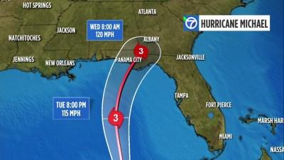 Hurricane Michael headed toward Florida | abc7news.com
