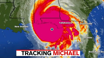 Live Hurricane Michael 2018 video: Category 4 storm makes ...
