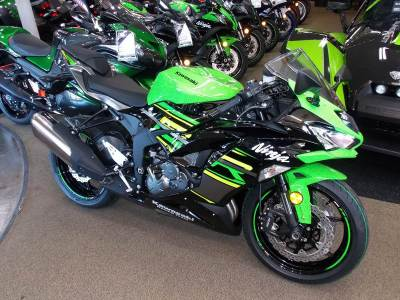 New 2019 Kawasaki Ninja ZX-6R ABS KRT Edition Motorcycles in Clearwater, FL | Stock Number: 2019 ...