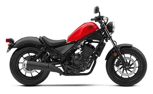 2018 Honda Rebel 300 Motorcycles Danbury Connecticut