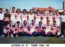 94-95 JUVENIL B