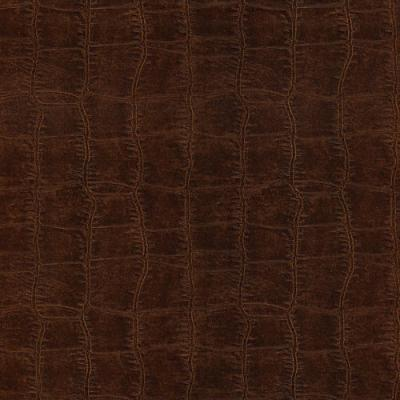 Mahogany Leather Wallpaper at Menards®