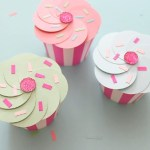 cardboard cupcakes