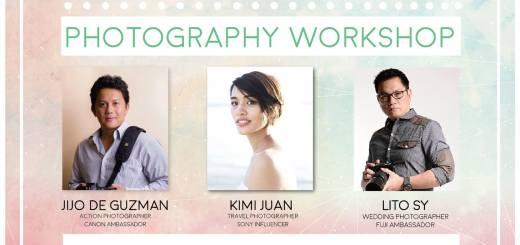 """Make Your Life Colourful!"" Photography Workshop at SM City Cebu   Cebu Finest"