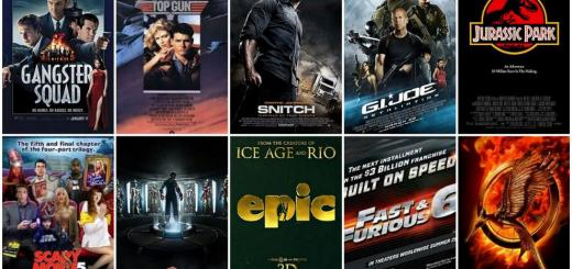 Five movies we think you should have watched in 2013   Cebu Finest