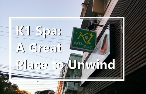 Spa and Sauna Massage at K1 Spa Cebu