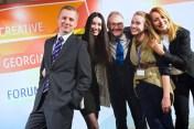 Ekipa regionalnega programa EU–Eastern Partnership Culture & Creativity Programme