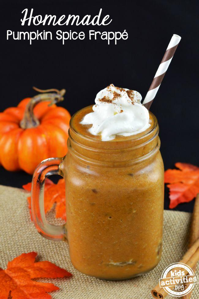 homemade-pumpkin-spice-frappe
