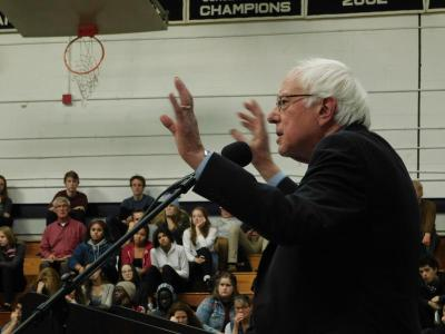 BERNIE SANDERS SPEAKS OUT TO TEENS AT A TOWN HALL ABOUT OPIOIDS | Drug Rehab Centers in ...