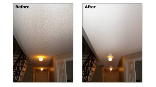 Medium Of Cost To Remove Popcorn Ceiling