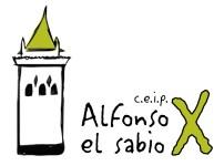 Logo color Alfonso X Requena